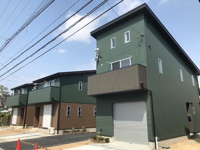 C建設会社 共同住宅イメージ01