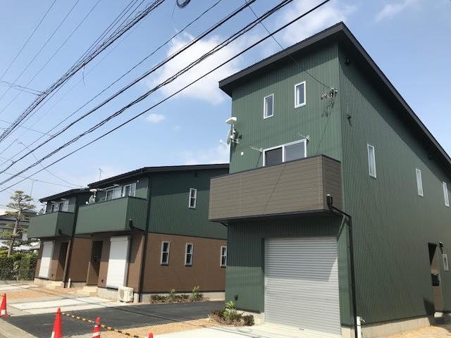 C建設会社 共同住宅イメージ02